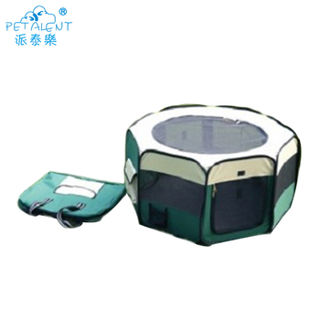 Beautiful design Foldable Portable Indoor And Outdoor Dog Pet Cages Playpen