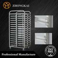 Stainless Steel Bread Oven Baking Trolley With Reasonable Price