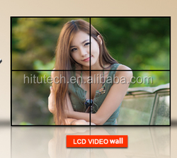 3.5mm Ultra Narrow Bezel 55'' Advertising DID LED Video Wall with HDMI, LOW PRICE ON SALE!