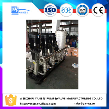 CDLF/CDL series stainless steel multistage coolant pump