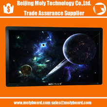 "Best 65"" lcd/led touch screen board for smart teaching"