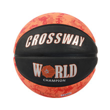 Wholesale high quality inflatable soft colorful rubber basketball