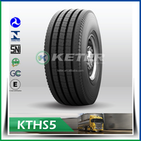 295/75r22.5 tubless supplier Radial truck tire