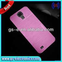 Aluminum Hard Shell Motomo Cases Cover For Samsung Galaxy S4 i9500 Cell Phone Cases New Products