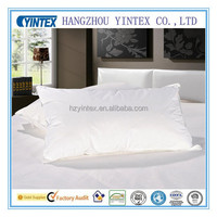 alternative down microfiber firm and soft pillow