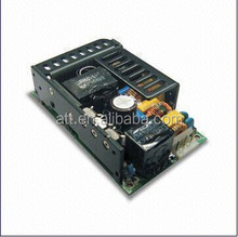 AC/DC Switch PCB Assembly in F Type with 150W Single Output, industrol control