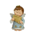 High quality miniature resin angel figurine angel statue for home decoration