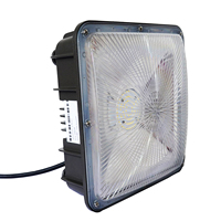 High Quality 45W outdoor lighting fixtures Ideal for parking garage, walkway, entrance lighting