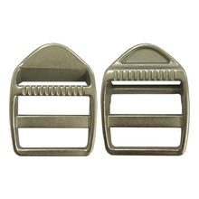 Durable using low price adjustable functional metal belt buckle for bag accessory