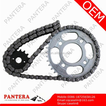 Motorcycle Transmissions Kit Cheap 36T Chain and Sprocket