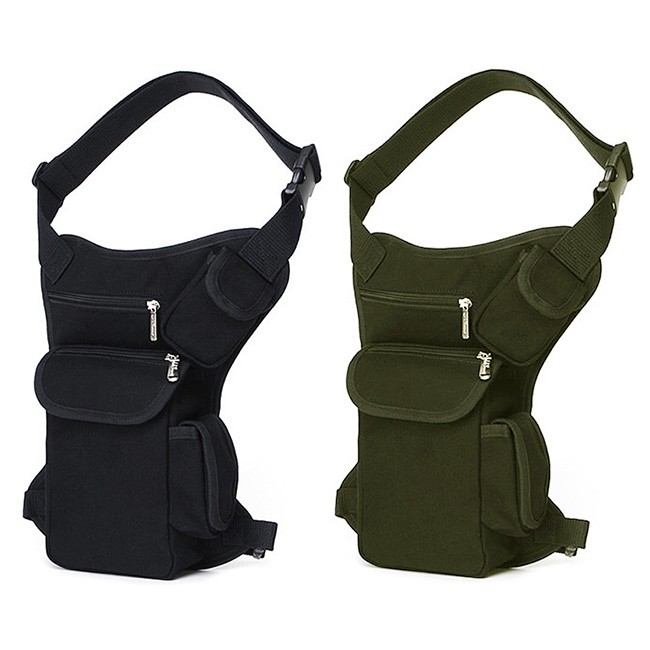 Tactical multifunction Army fans outdoor leg bag