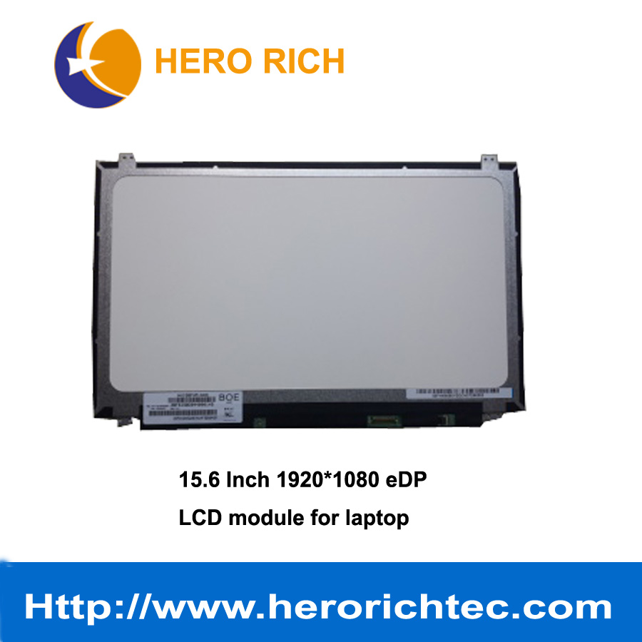 15.6 INCH EDP 30 PINS 1920*1080 FHD ADS BOE NV156FHM-N41 LAPTOP SLIM TFT LCD REPLACEMENT SCREEN PANEL DISPLAY