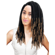 NOBLE Synthetic Hair Ombre Faux Locks Crochet Braids 1pcs/pack 20 Inch Extension,havana mambo afro twist crochet braid hair