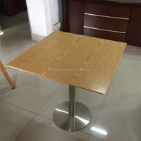 Iron Metal Type and Metal Material dining table pedestal base
