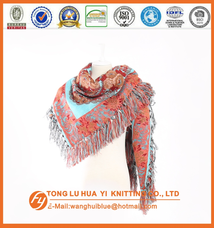 winter woven 100% acrylic kids clothing suppliers china