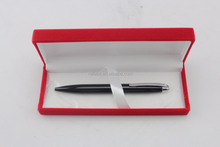 High-end custom logo promotional metal gel pen set/gift pen set