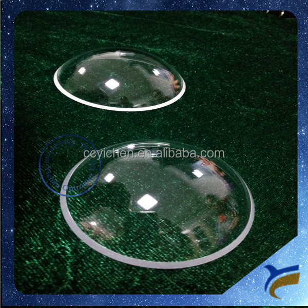 Customize Different Sizes Optical Ball lenses with K9 N-BK7 Glass from 1to 150mm