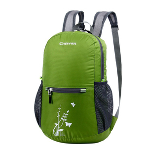 Lightweight Packable Water Resistant Hiking Daypack Small Handy Foldable Camping Outdoor Backpack