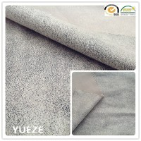 china supplier leather fabric textile
