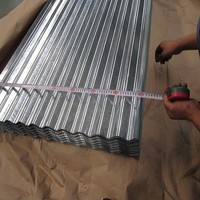 ZINCALUME / GALVALUME Galvanized Corrugated Roofing Sheets Metal Roofing Sheet
