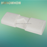 100% Natural Latex Triangle Therapy Zone Thailand Pillows