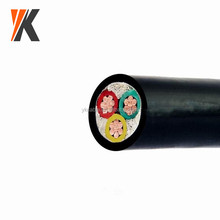 Factory price sta swa pvc insulated copper 10mm 35mm 25mm 16mm armoured cable 3 core