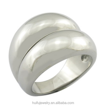 stainless steel individual fashion ring jewellery