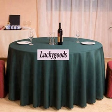 factory price personalized turquoise wedding table cloth for sale
