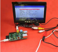 Banana Pi display 7 inch LCD TFT screen with AV line and power Raspberry PI Accessories