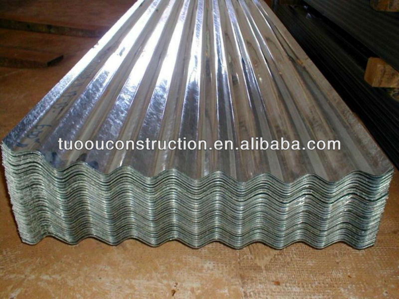 GI Galvanized corrugated sheet/Gal sheet