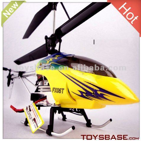 FX05T Big Helicopter RC Electric