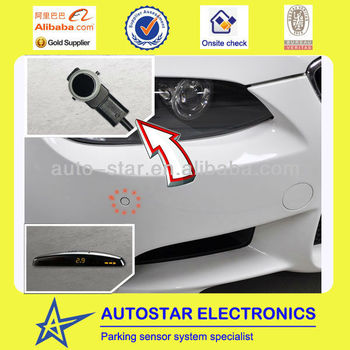 Best retrofit OEM-style/look parking sensor car accessories china