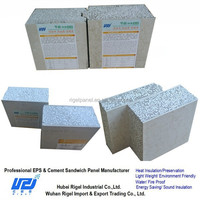 Hospital building costs lightweight partition wall panel as foam concrete walls