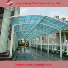 Steel Structure fiberglass car roof top tent