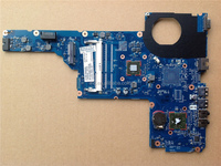 701765-501 Laptop motherboard for Compaq Presario CQ58 Series AMD