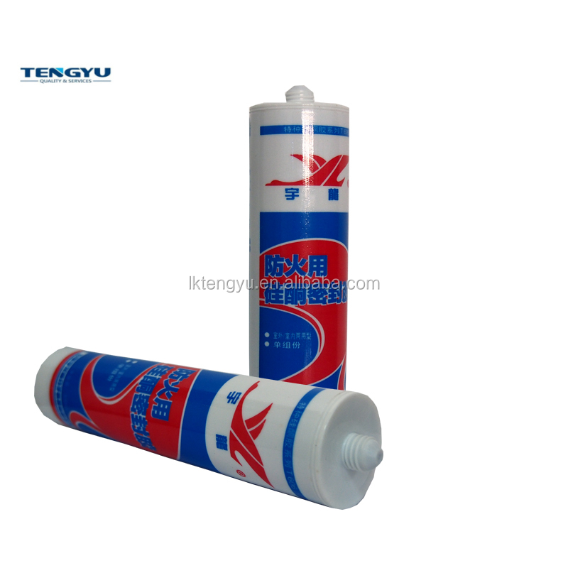 Fireproof Silicone Sealant Fire Rated Silicone Sealant for Glass and Doors and Windows