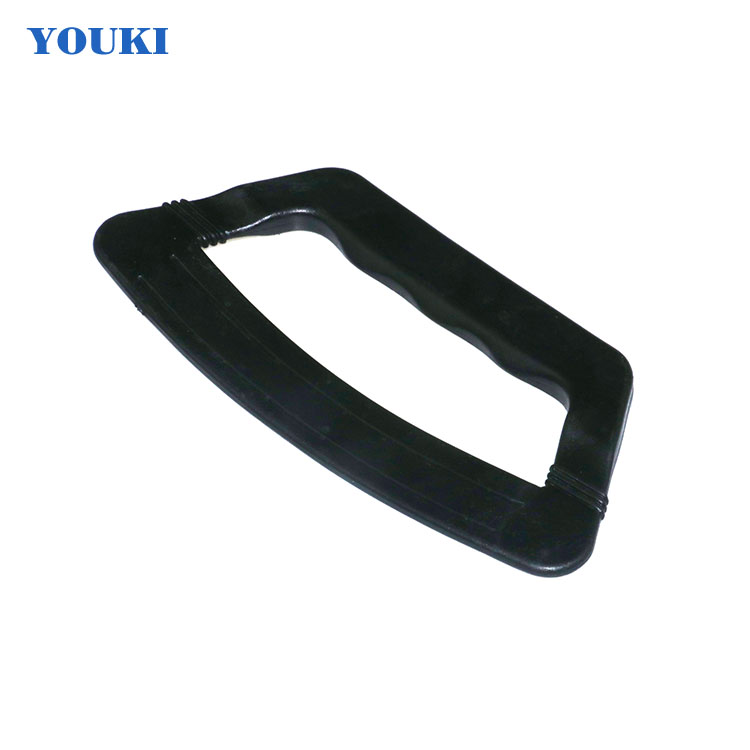 Wholesale Luggage bag suitcase plastic handle parts/Plastic Luggage Handle