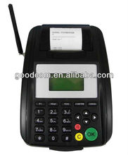 New update GSM Fixed Terminal with built-in pos thermal printer for mobile top up/airtime recharger/food ordering&delivery