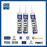 General Purpose Acetic Fast Cure Silicone Sealant