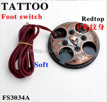 2015 Newest Wholesale Cheap Professional Tattoo power supply Foot Switch
