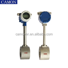 High Accuracy Plam Oil Flow Meter Vortex Flow Meter Pulse Output