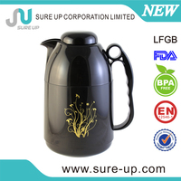 bpa free glass inner pitcher thermos hot water jug with wholesale price (JGKI)