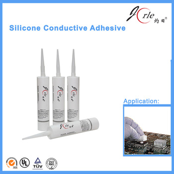 high temperature silicon sealant for led