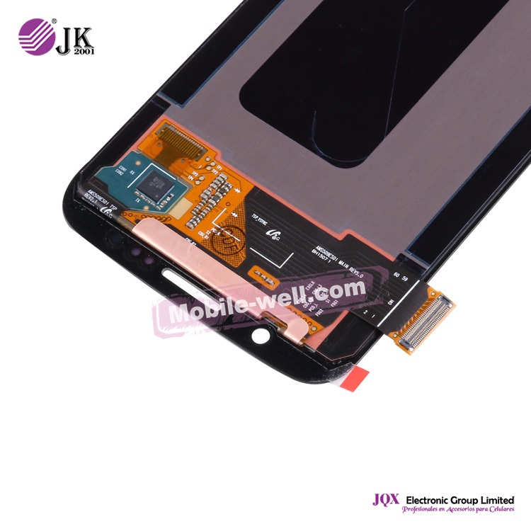 [JQX] 100% Original For Samsung S6 Lcd For Samsung Galaxy S6 Lcd Display