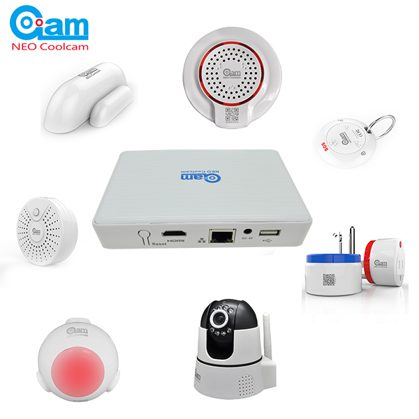 smart home security system pdf