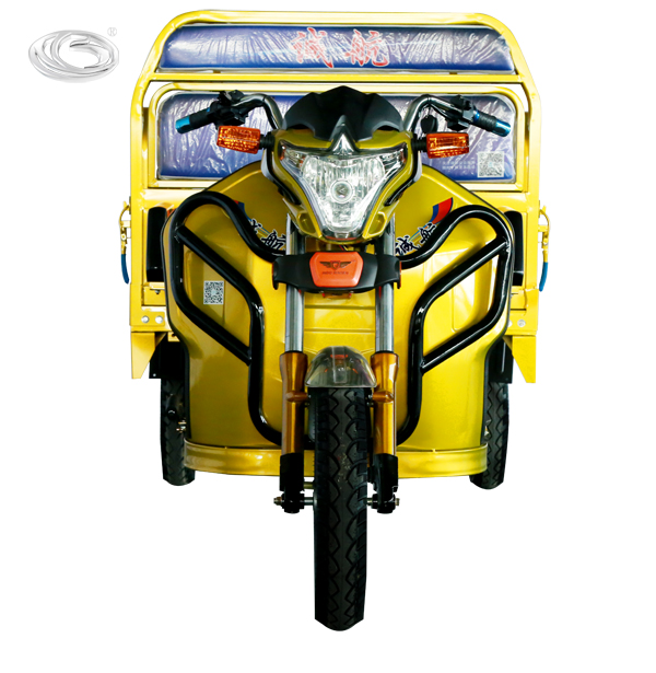2017 new design electric tuk tuk tricycle for cargo