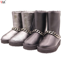CF-248 Free Samples Middle Length Antiskid TPR Short Winter Ladies Boots Shoes,Simple Style Winter Ladies Boots Shoes