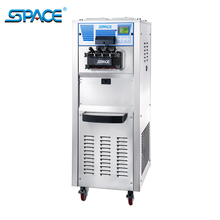 SPACE Precooling and air pump ice cream machine 6240A (CE)