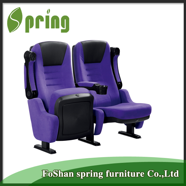 Durable cinema chair cinema theater equipment for sale MP-03