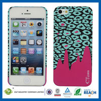 C&T Distinctive leopard phone cases cover for iphone 5s